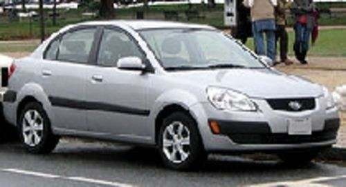 kia rio 2013 repair manual