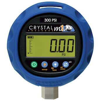 crystal m1 digital pressure gauge manual