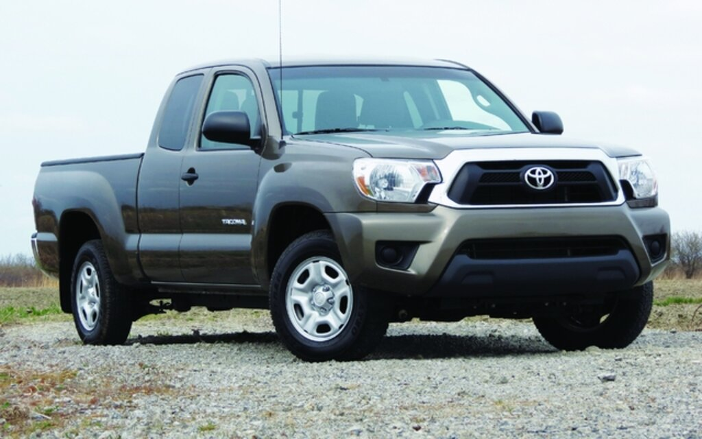 toyota tacoma 2008 2.7l 4cylinder 5 speed manual transmission review
