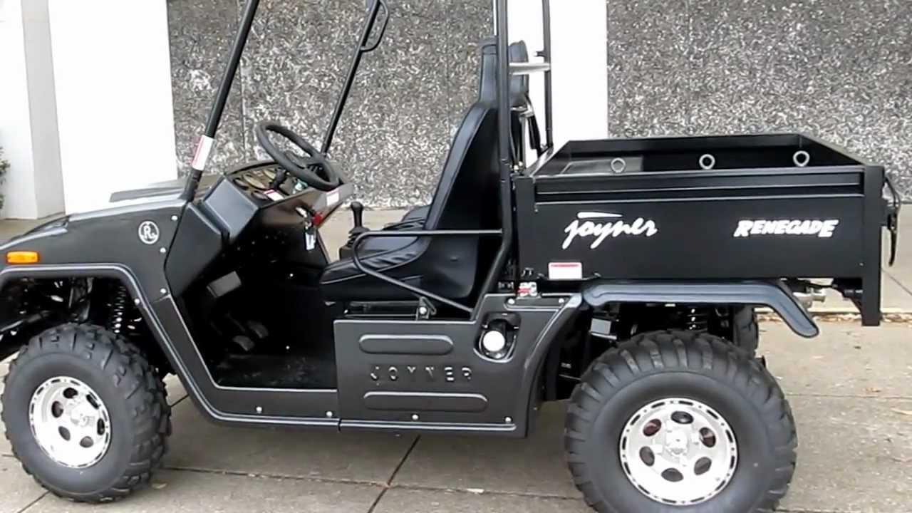 joyner 650 c2 commando manual