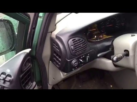 2009 dodge grand caravan manual door key replacement
