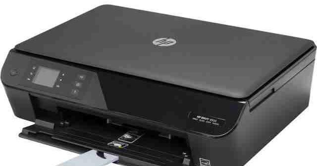 hp officejet 4500 manual scan