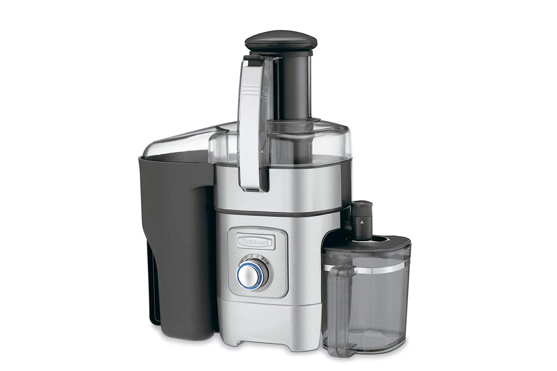 cuisinart juice extractor juicer model je-4 manual