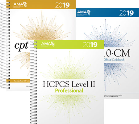 cpt and icd-10-cm manuals