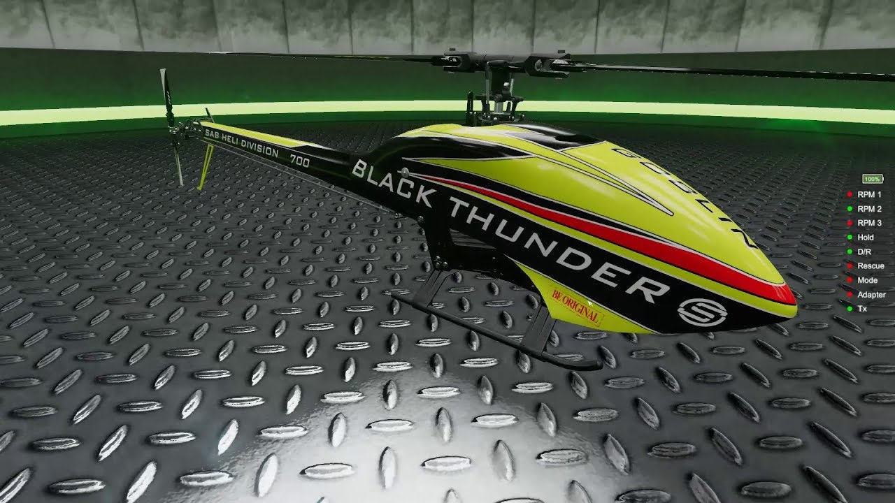 goblin black thunder t manual