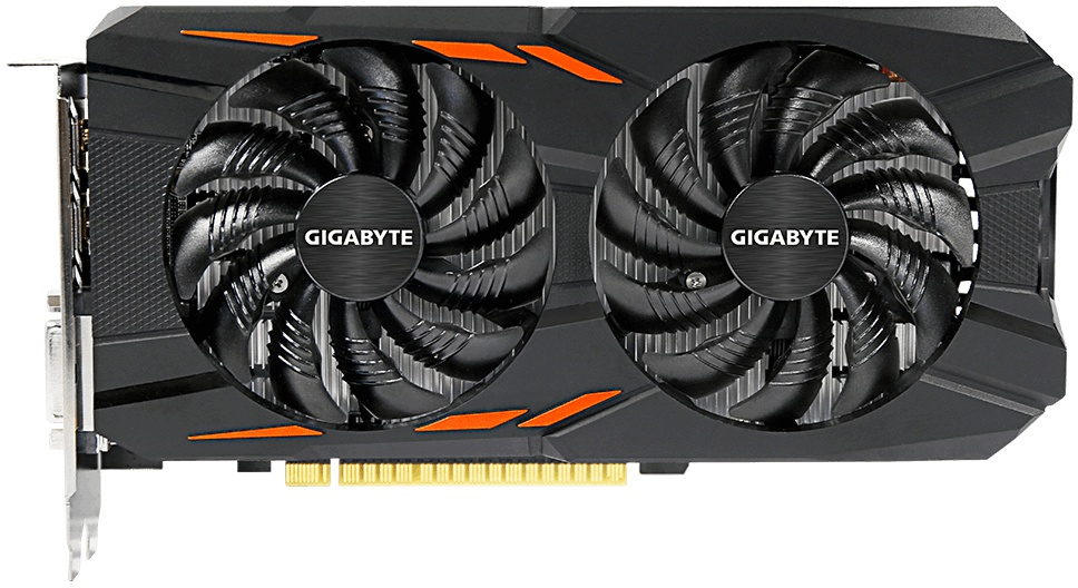 manual gigabyte geforce gtx 1050 ti windforce oc 4gb gv-n105twf2oc-4gd