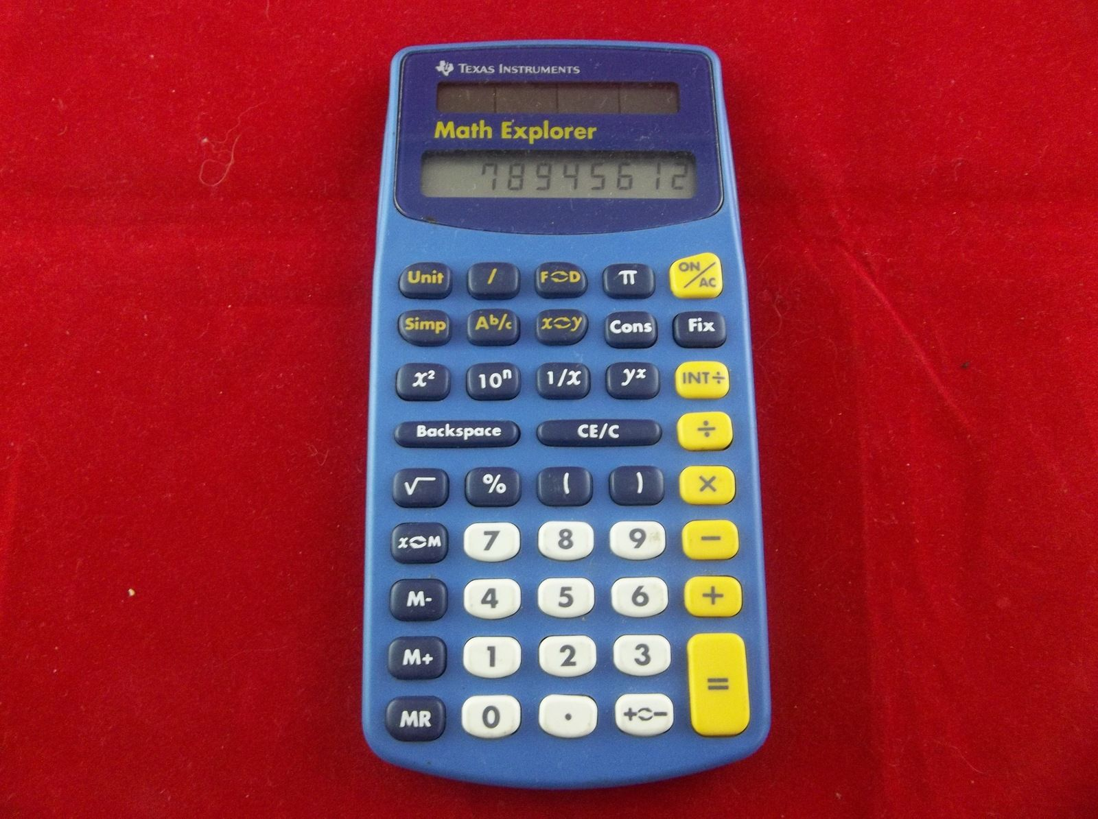texas instruments math explorer manual