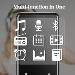 music player 16 gb fm ebook user manual