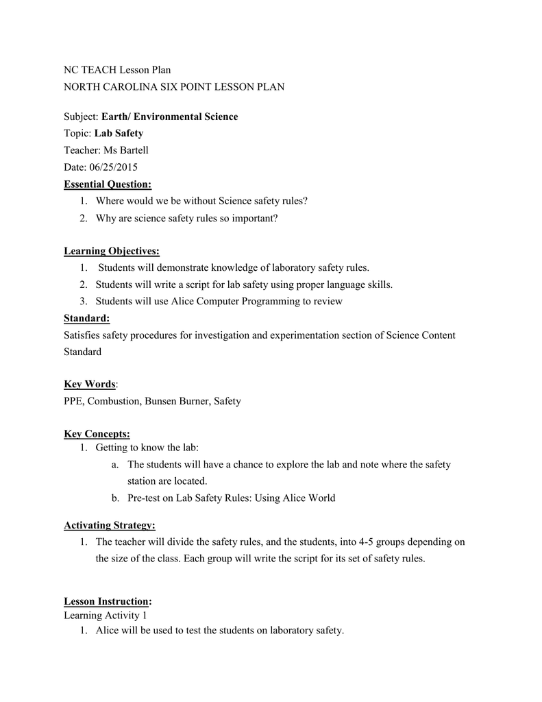 lab manual for concepts of programming languages.doc