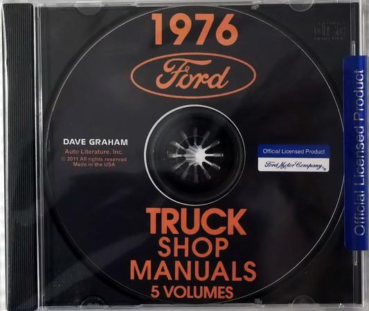 ford e150 1986 shop manual