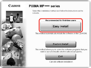 access point manual canon mp620