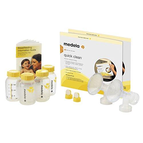 medela manual breast pump cleaning