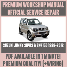 suzuki sj410 service manual pdf