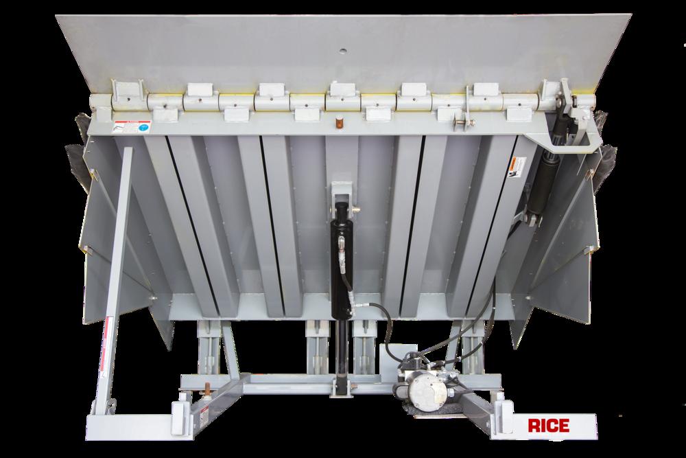 serco mechanical dock leveler manuals