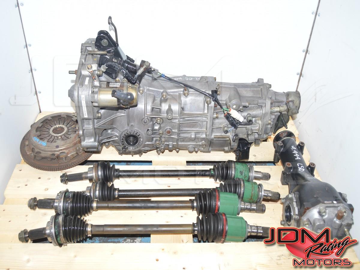 manual transmission swap subaru legacy 2005