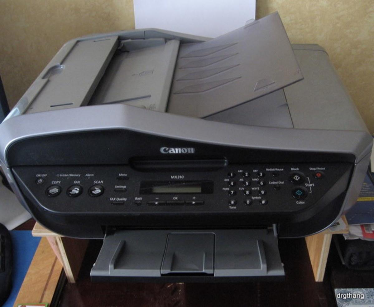 canon model 7720 printer manual