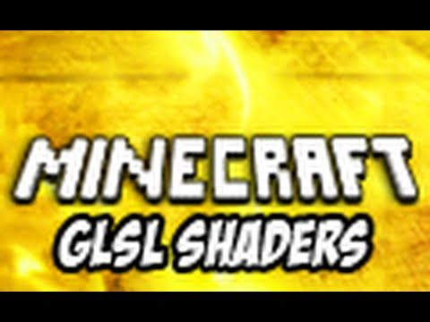 glsl shaders mod manual install