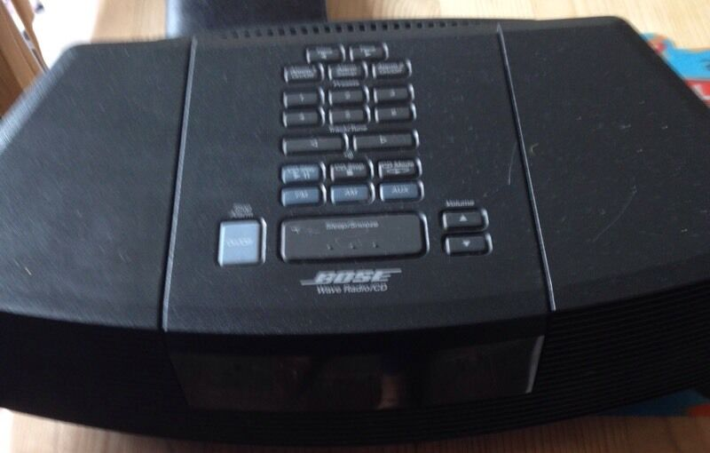 bose multi cd player manual