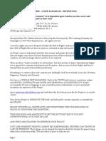 state habeas corpus procedure manual california prisoners
