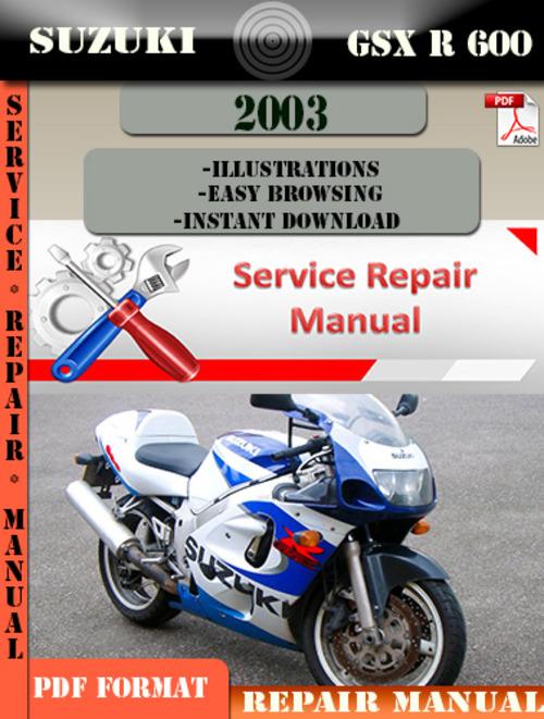 2003 suzuki gsx 600 owners manual