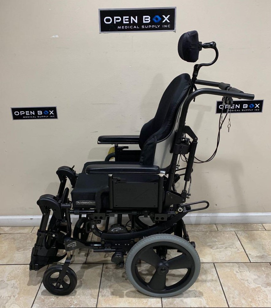 adult manual wheelchair with tilt and recline