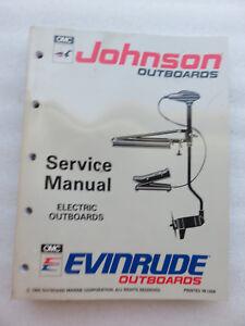 repair manual johnson 40el74s free