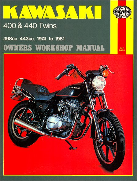 everest 440 1977 service manual