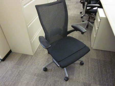haworth zody office chair manual