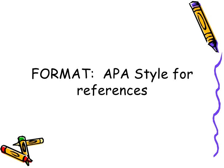 how to apa cite a student manual