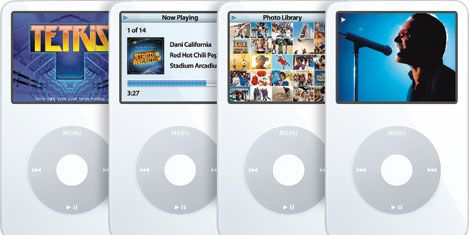 lost all music on ipod when chaged manual music
