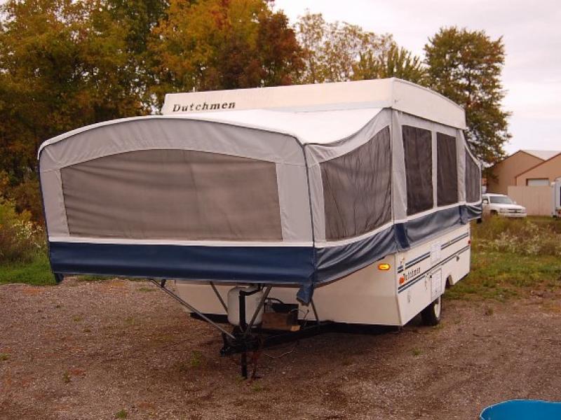 manual for 1994 dutchmen pop up camper