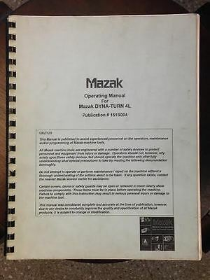 mazatrol t32-2 operating manual