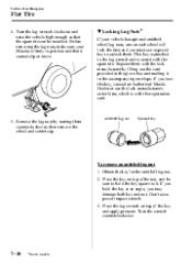 mazda cx-9 2009 owners manual