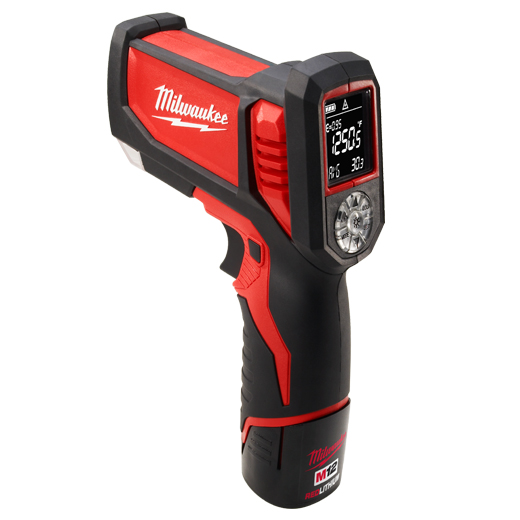 milwaukee laser temp gun 2265-20 manual